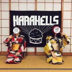HARAHELLS2019ラーメン丸+もろこし亭妹子