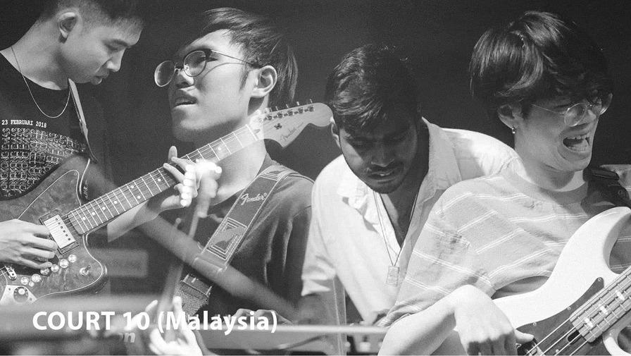 Court 10 (マレーシア / Malaysia)